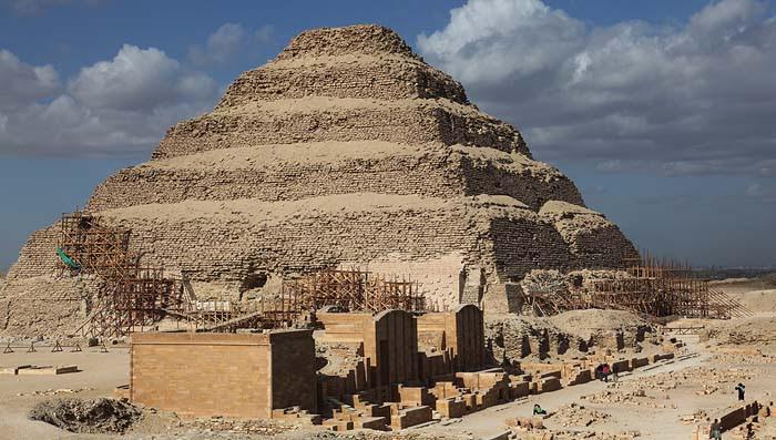 древние цивилизации пирамида