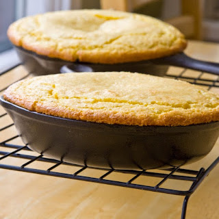 Browned Butter and Sour Cream Cornbread