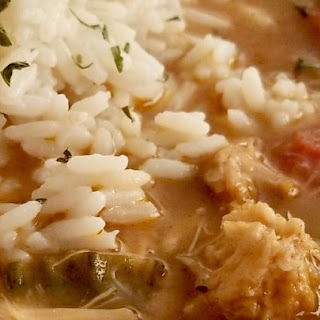 Good New Orleans Creole Gumbo.