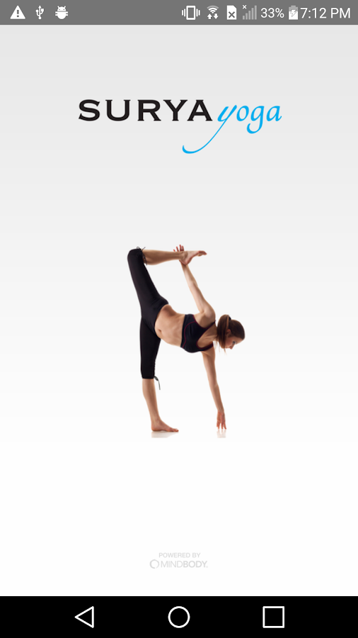 Surya Yoga- screenshot