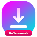 Video Saver for Social Media - Without Watermark icon