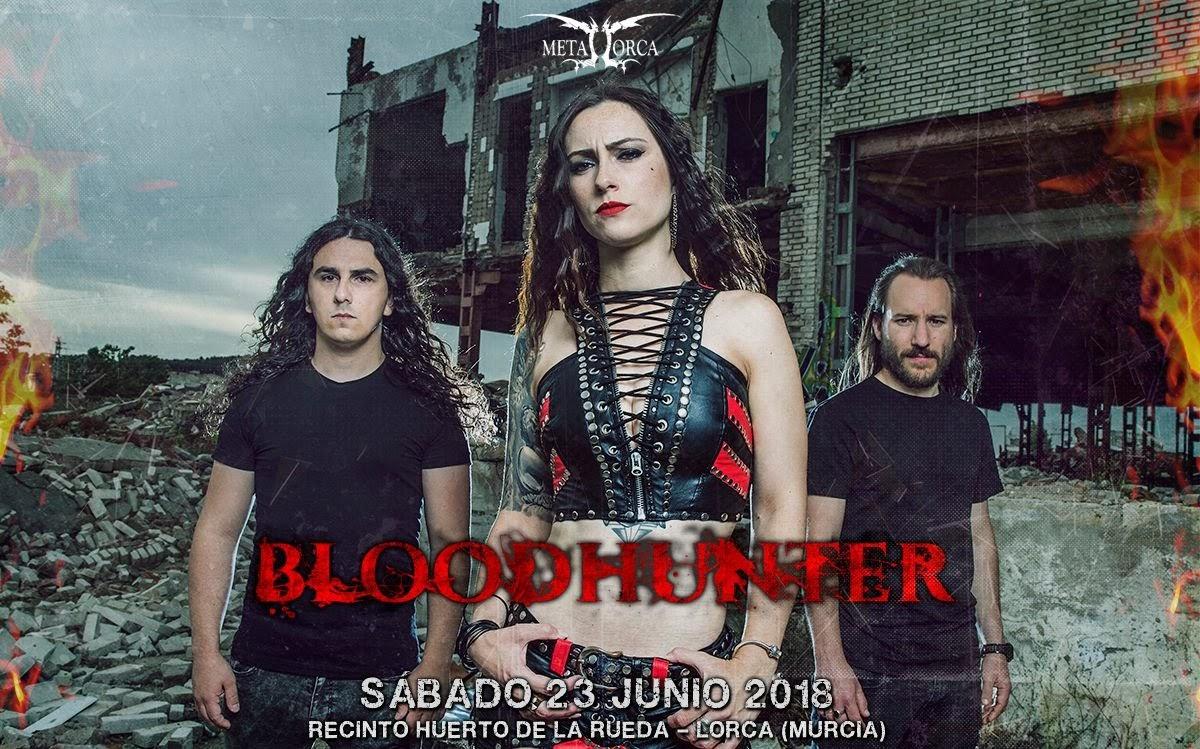 bloodhunter metal lorca