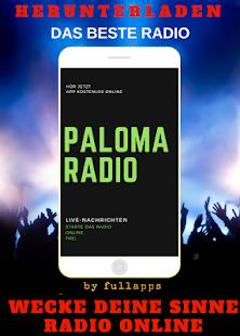 radio paloma online hören