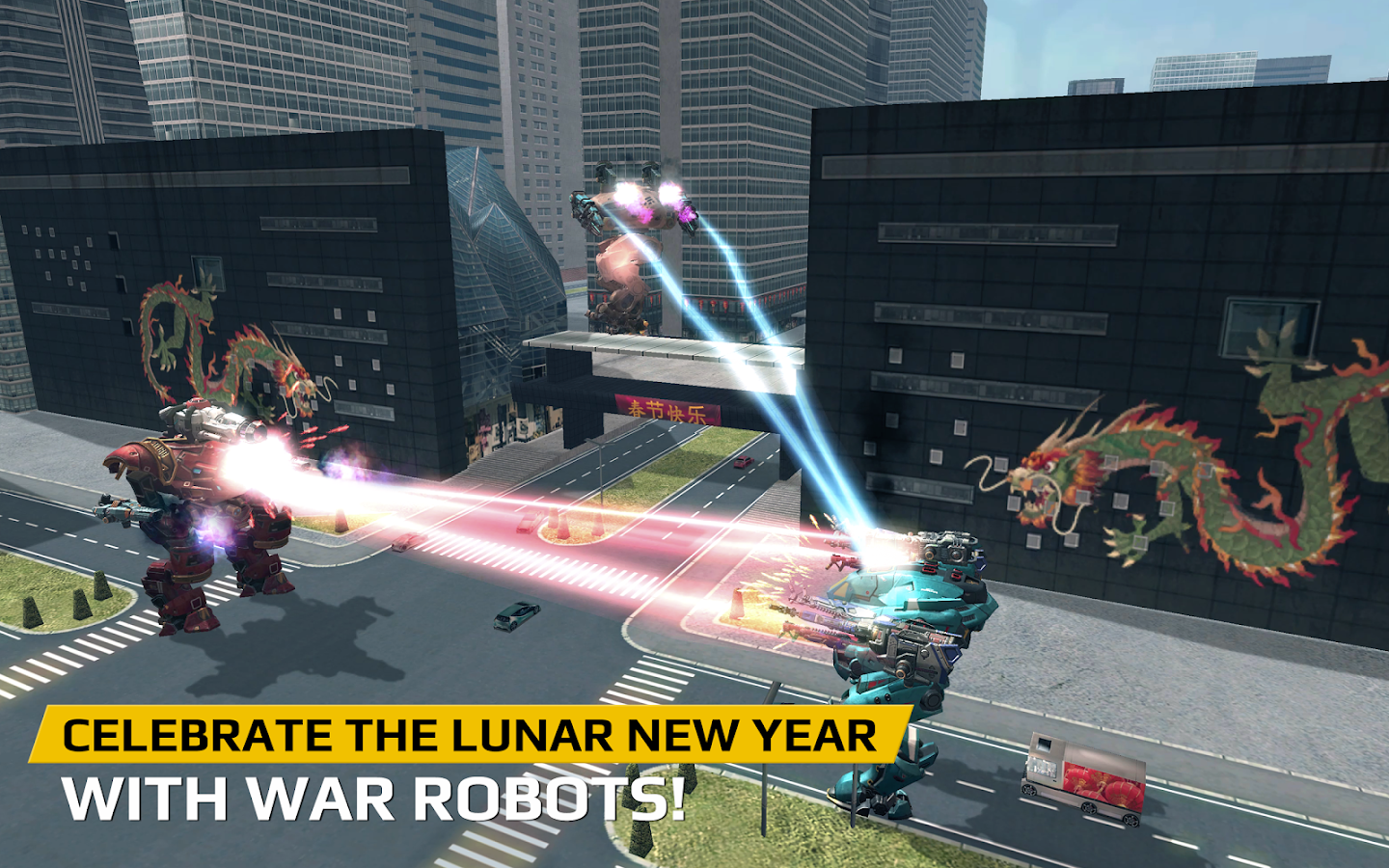 Download War Robots Mod Apk- Get Ulimited [Powers/Money/Keys/Stages]