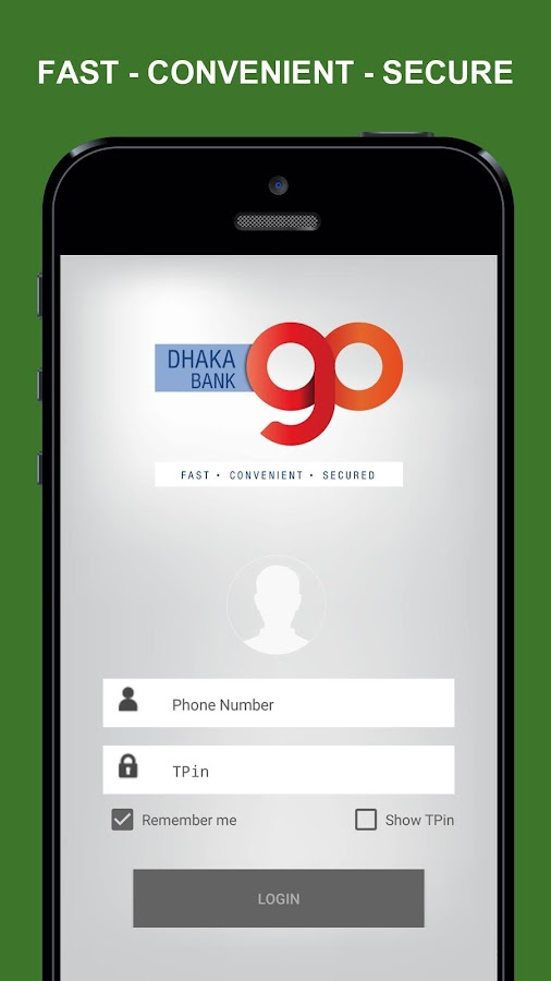 Dhaka Bank Go- screenshot