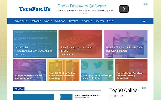 TechForUs - Latest Tech Guides