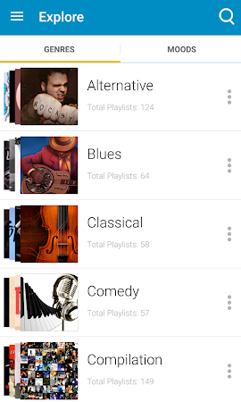 PlaYo - Free Unlimited Music 2.01.12.080 screenshot 234408