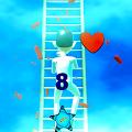 Ladder Going Up (Ladder Climbing)
