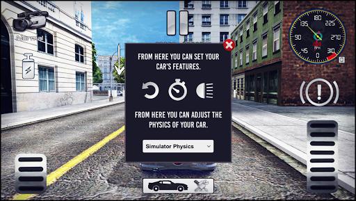 206 Drift & Driving Simulator 4.1 screenshots 8