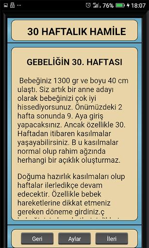 玩免費遊戲APP|下載Hamilelik Gelişimi Hafta Hafta app不用錢|硬是要APP