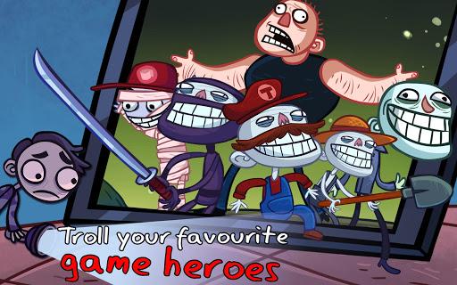 Troll Face Quest: Video Games 1.10.0 screenshots 8