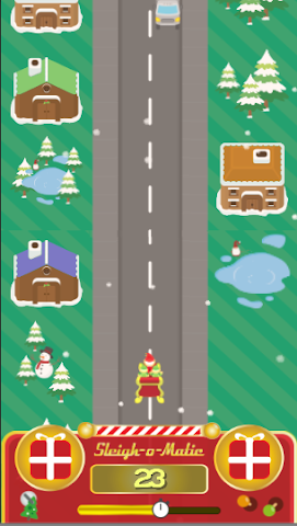 android Christmas Toss Screenshot 1