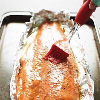 Baked Salmon in Foil.
