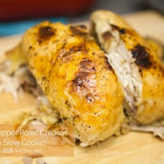 Crock Pot Lemon Pepper Chicken Wings Recipes.