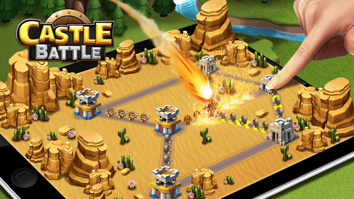 Castle Battle  screenshots EasyGameCheats.pro 5