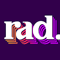 Rad TV - Live TV, Music Videos, Esports & More icon