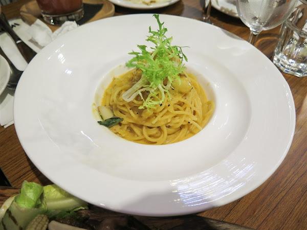 旺.慢食餐酒館 中山店 WOW Bistro -- 新菜色登場!多道正統義式經典菜色以及主廚結合台灣的蔬果等食材入菜的料理。