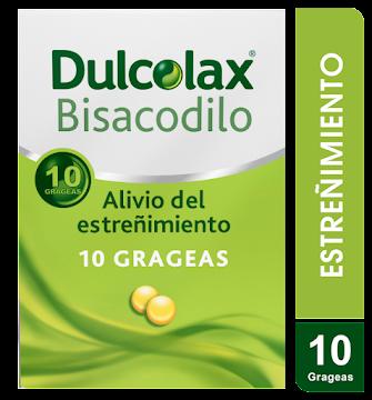 DULCOLAX 5MG GRAGEAS