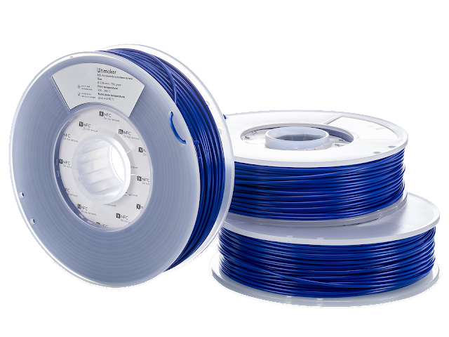 Ultimaker Orange ABS Filament - 2.85mm (0.75kg)