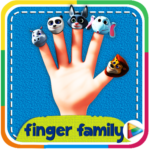 Kids Finger Family Learning 3D