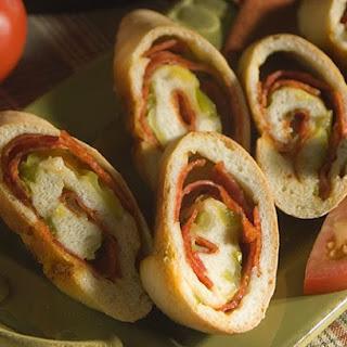 Pepperoni Swirls.