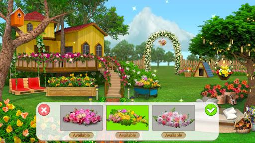 Home Design : My Dream Garden apktram screenshots 6