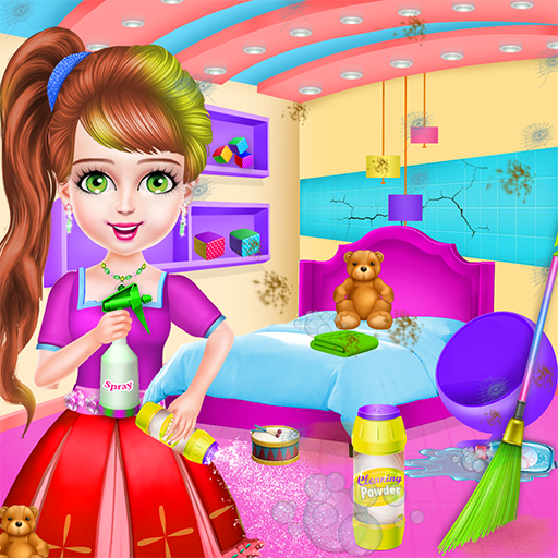 Sweet Baby Doll Room Cleaning Android APK Download Free By High On Games