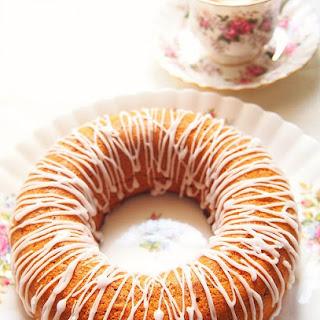 Homemade Applesauce Cake