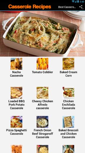 Casserole Recipes 1.0 screenshots 2