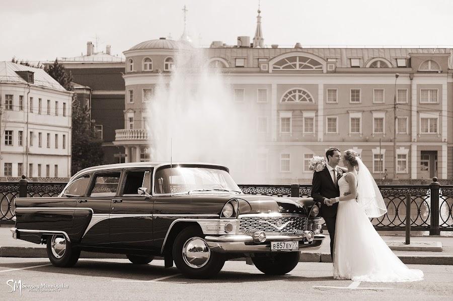 Wedding photographer Sergey Minnigalin (nextshot). Photo of 11.10.2016