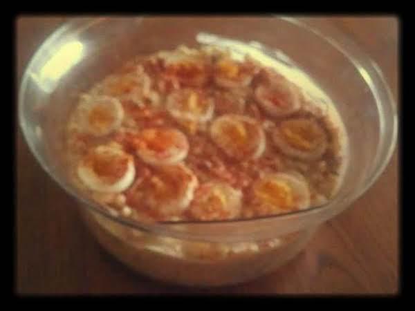 Mom's Tuna Macaroni Salad For A Crowd Recipe