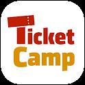 チケットキャンプ - 日本No.1 チケット売買アプリ