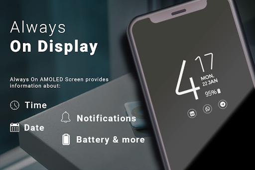 Always on Display - AMOLED Wallpapers 1.0.28 screenshots 2