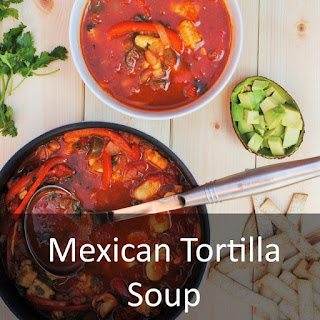 Mexican Tortilla Soup Ground Beef Recipes.