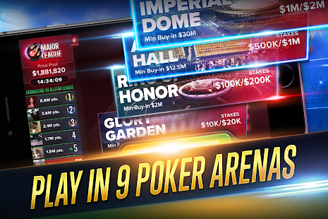 Poker Heat - Free Texas Holdem- screenshot thumbnail