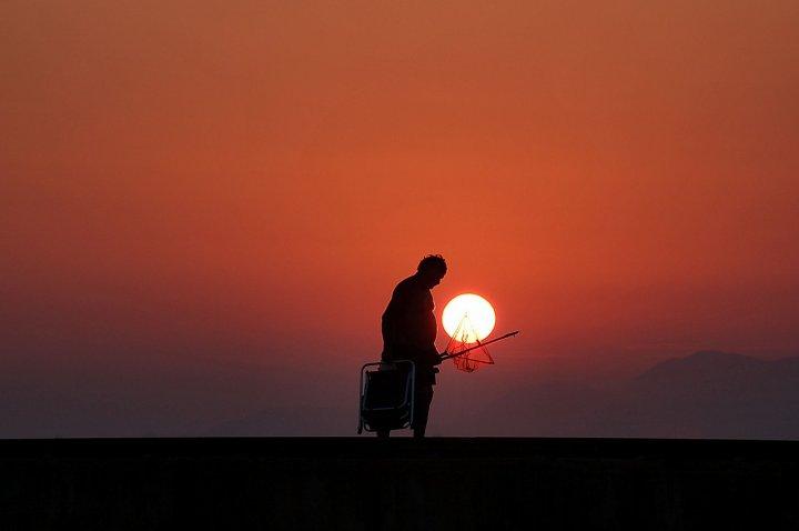 Il sole nelle mani di kamar