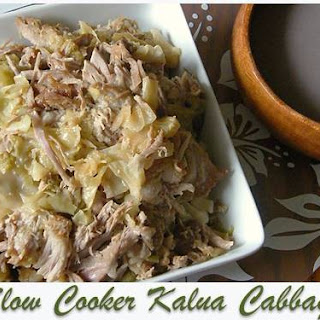 Kalua And Cabbage Recipes