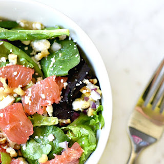 Grapefruit Spring Salad