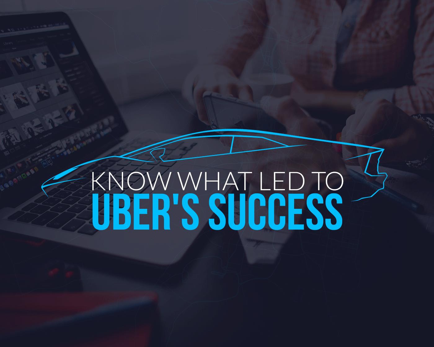 4 Secret Points Behind Taxi Booking App Uber's Success | Idea Cafe Blog