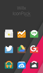 Willx Icon Pack Screenshot