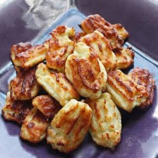 Cheesy Cauliflower Tater Tots (Low Carb & Gluten Free).