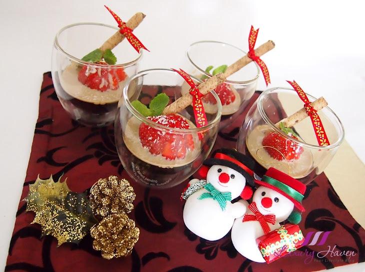 Christmas Coffee Jelly in Bailey'S Irish Cream Recipe
