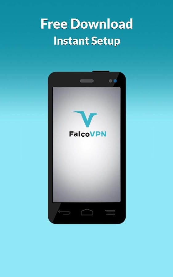 Best Free VPN Proxy – FalcoVPN- screenshot
