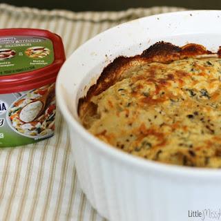 Easy Garlic Scalloped Potatoes