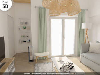 Appartement 2 pièces 46,82 m2