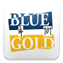 MC Blue+Gold 101 icon