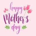 Happy Mothers Day Stickers - WAStickerApps icon