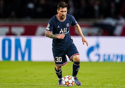 Le pape François va recevoir un maillot de Lionel Messi