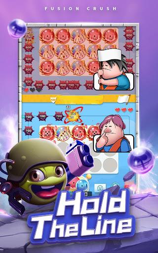 Fusion Crush u30d5u30e5u30fcu30afu30e9 android2mod screenshots 5