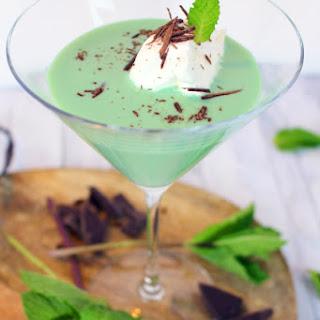 Mint Chocolate Martini.